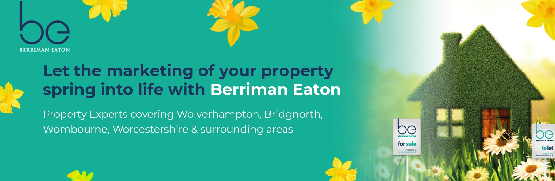 Berriman Eaton Estate Agents in Wolverhampton, Bridgnorth and Wombourne